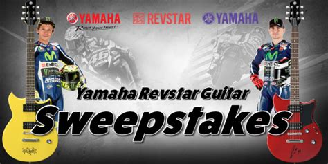 Guitar Giveaway Contest - yamaha revstar guitar sweepstakes rules