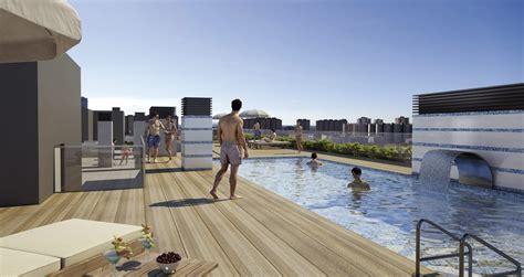 pisos de obra nueva en el prat de llobregat pisos de obra nueva con piscina en hospitalet de llobregat