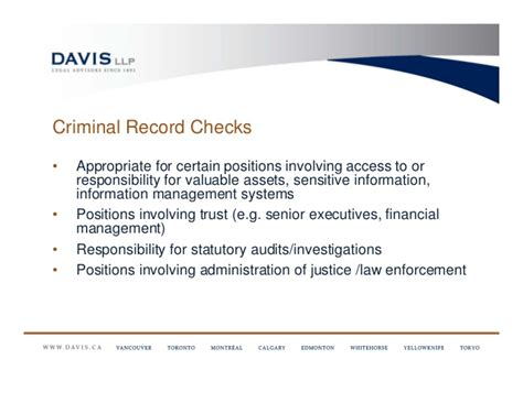 Criminal Record Check Ministry Of Justice Background Checks The Legality Of Reference Credit