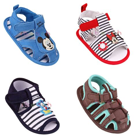 Prewalker 0 6 6 12 12 18 Bulan toddler baby boy summer sandals infant crib shoes 0 6