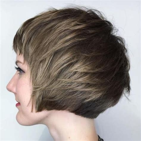 black short bob and feathered out 17 best ideas about feathered bob on pinterest black bob