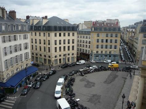 A Place Odeon L H 244 Tel Vu De La Place De L Od 233 On Picture Of Hotel Michelet Odeon Tripadvisor