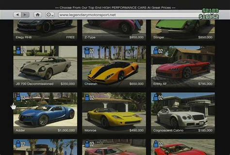 Gta 5 Auto Tuning Liste by Shops Grand Theft Auto V Guide