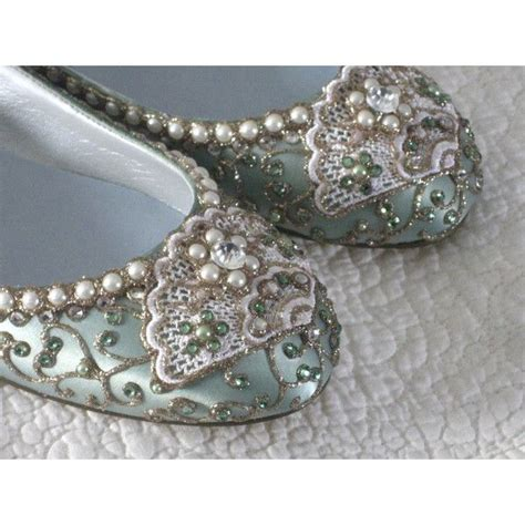 Flat Slippers For Wedding by Cinderella S Slipper Bridal Ballet Flats Wedding Shoes