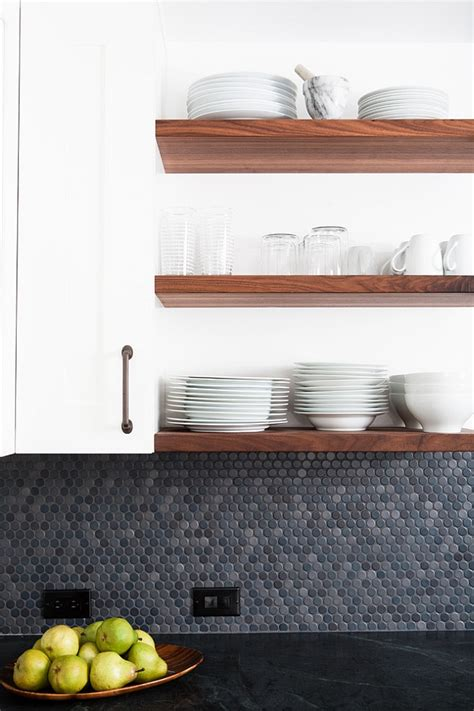penny kitchen backsplash 20 inspirations that bring home the beauty of penny tiles