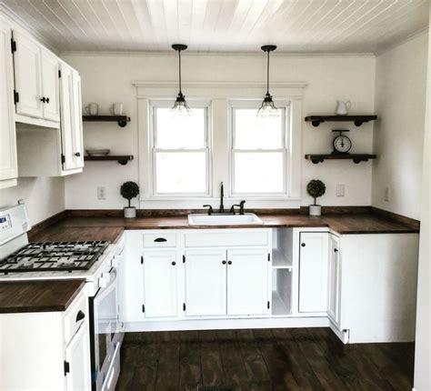 kitchen cabinets on craigslist farmhouse kitchen on the cheap cabinets from craigslist
