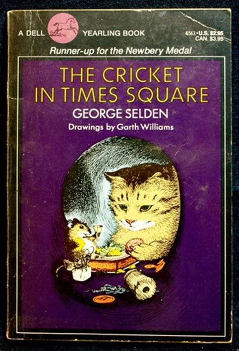 the in times square a novel books the cricket in times square by george selden reviews