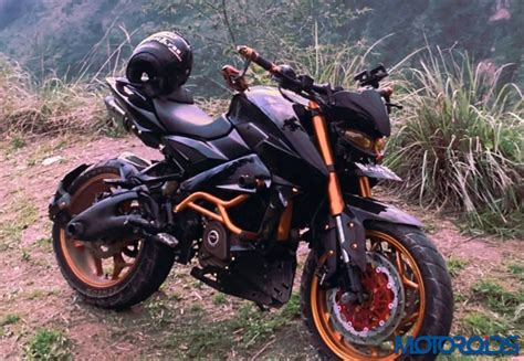 pulsar 200 ns modified modified bajaj pulsar 200ns from indonesia is worth every