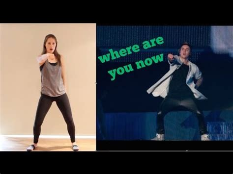 tutorial dance where are u now where are you now justin bieber dance tutorial doovi