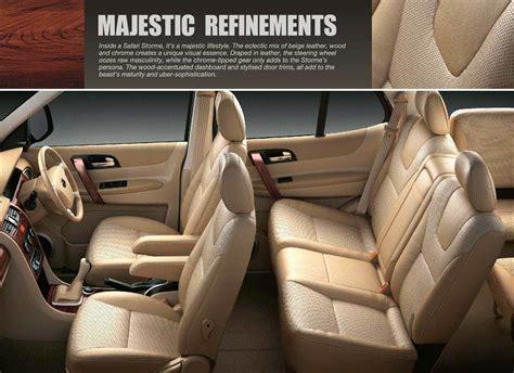 Safari Storme Interior by Car Picker Tata Safari Dicor Interior Images