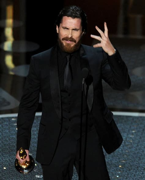 Christian Bale Photos Photos   83rd Annual Academy Awards