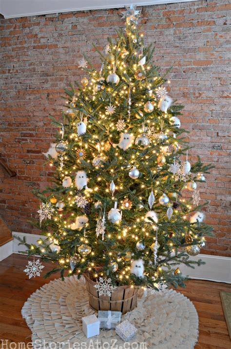 christmas tree too small for stand home stories a to z home tour home stories a to z