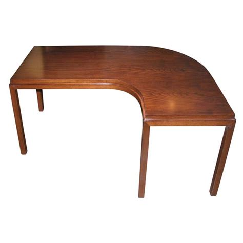 L Shaped End Table by L Shaped Side Table By Paul Laszlo At 1stdibs