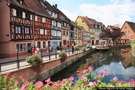 colmar france beauty and the beast 14 destinations for your 2014 travel bucket list huffpost