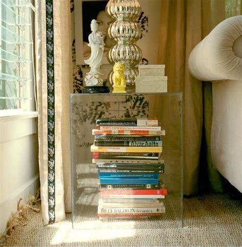 decorating with books alkemie l a based designer vanessa de vargas a