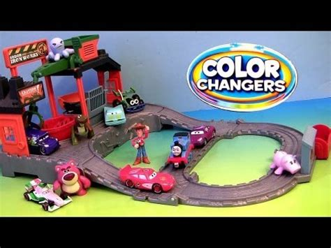 cars 2 color changers cars 2 color changers crash friends at ironworks