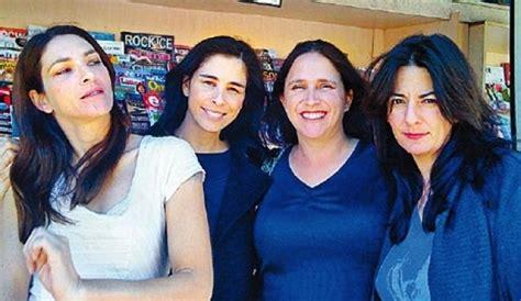 Sarah Silverman's Sister And Niece Arrested At Jerusalem