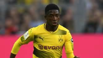ousmane dembele knee injury transfer news the latest rumours from man utd chelsea