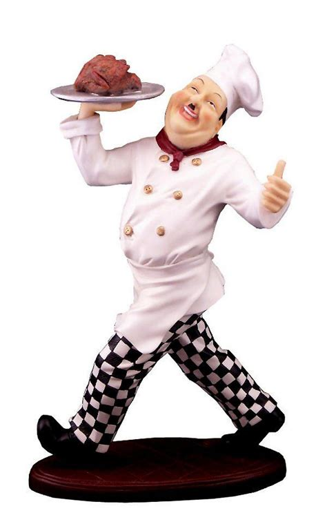 Chef Statue For Kitchen by 91 Best Images About Le Chef On Swedish