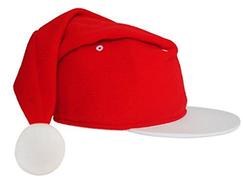 santa snapback holiday hat for christmas buy online in