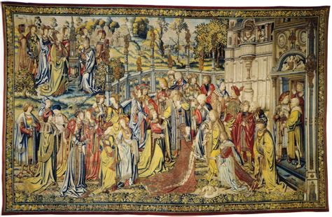 The Tapestry brussels tapestry