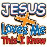 God Loves Me Clipart   ClipArtHut - Free Clipart