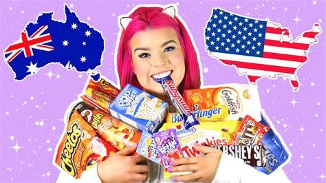 australian tries american