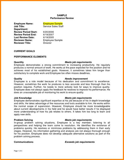 one on one performance review template 100 one on one performance review template ideas of