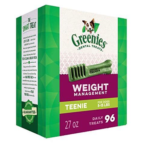 weight management greenies greenies weight management dental treats teenie 96