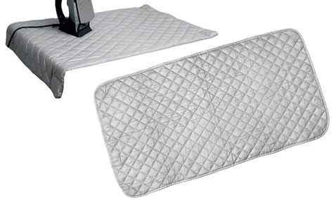 Quilted Ironing Mat by Eureka Ironing Board Cover Mat Groupon Goods