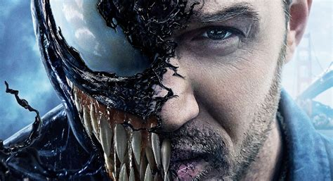 weekend box office results venom fends   man