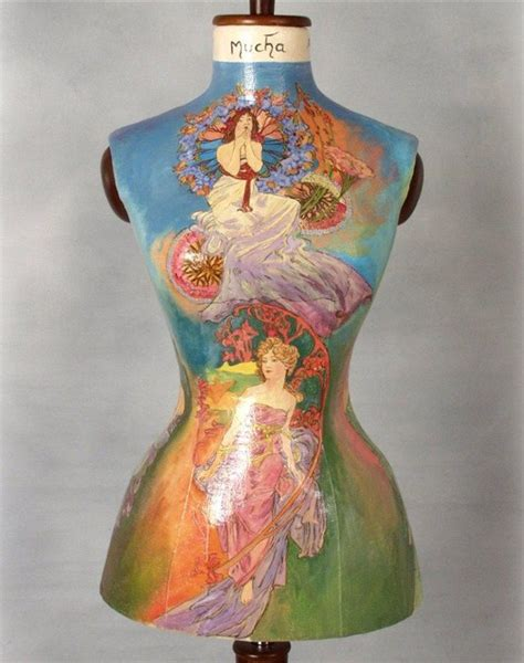 What Is The Difference Between Decopatch And Decoupage - 78 best images about mannequins on vintage