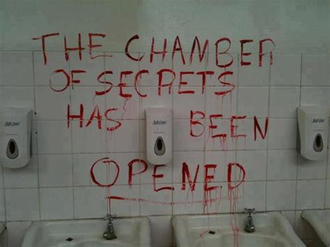 chamber of secrets bathroom platform 9 3 4 b w bathroom black and white image 763511 on favim com