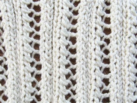 knitting with eyelet lace the 31 best images about knitting on lace