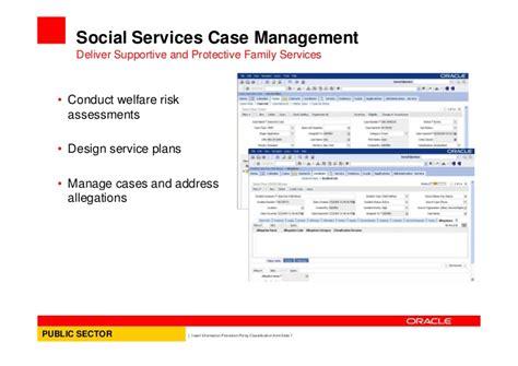social work management plan template oracle crm management