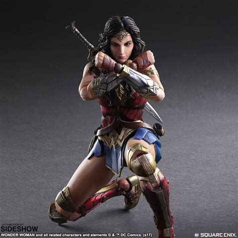 Figure Wonderwoman dc comics collectible figure by square enix