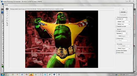 tutorial photoshop hulk tutorial photoshop cs3 avengers transformate en hulk