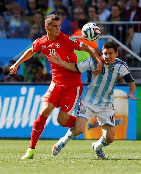 kết quả tỉ số trận đấu argentina thụy sĩ world cup 2014 1 0