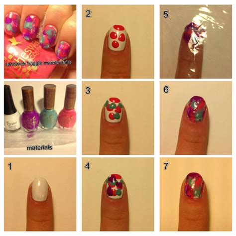 easy nail art designs step by step 17 easy step by step nail designs with tape images easy