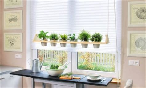 Ideas For Shelves In Kitchen diy kitchen herb garden how to make a hanging container