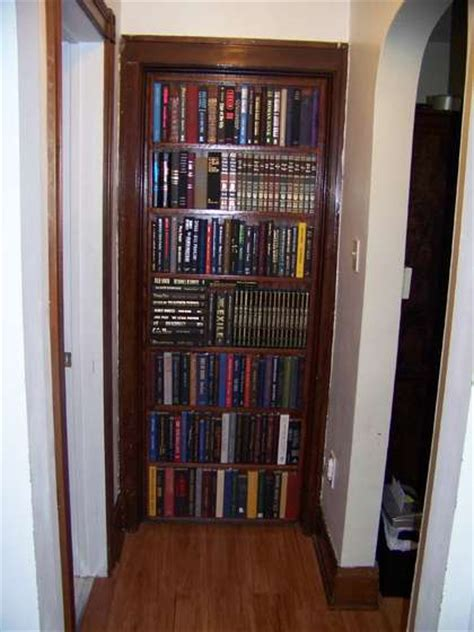 woodwork bookshelf door pdf plans