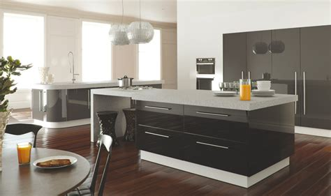 high gloss color mixed acrylic kitchen cabinet simple design acrylic metallic anthracite kitchen doors