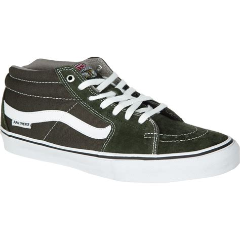 mid top skate shoes vans sk8 mid pro skate shoe s backcountry