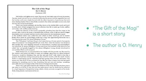 The Gift Of The Magi Essay by Learnzillion