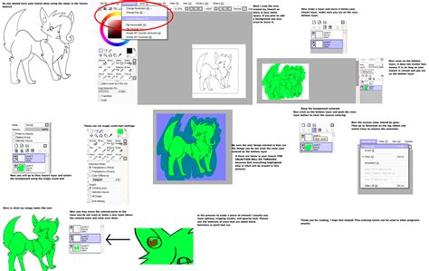 coloring tutorial paint tool sai by cutiep0x on deviantart