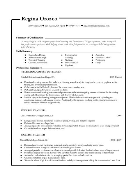 currently working resume format currently working resume format resume template ideas