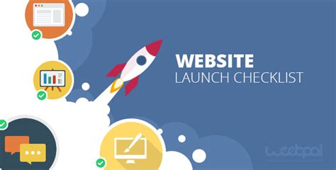 New Office Website Launches by Marketing Checklist After Your Website Goes Live