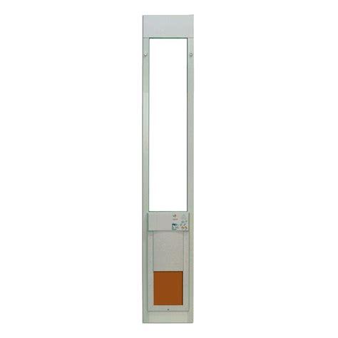 Pet Door Inserts For Sliding Glass Doors Mind Blowing Pet Sliding Door Sliding Door Inserts Doors Pet Doors The Home Depot Door