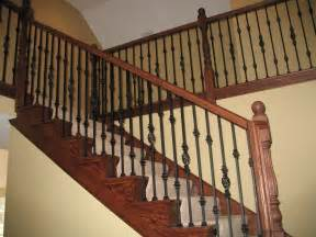 Banister Spindles Replacement Inspirations Futuristic Lowes Balusters For Nice Hand