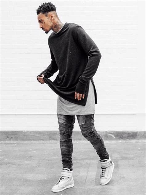 style mens clothing best 25 black s fashion ideas on
